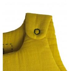Numero 74 Saquito - Amarillo tornasolado-product