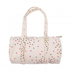 April Showers Marie Spotted Bowling Bag-listing