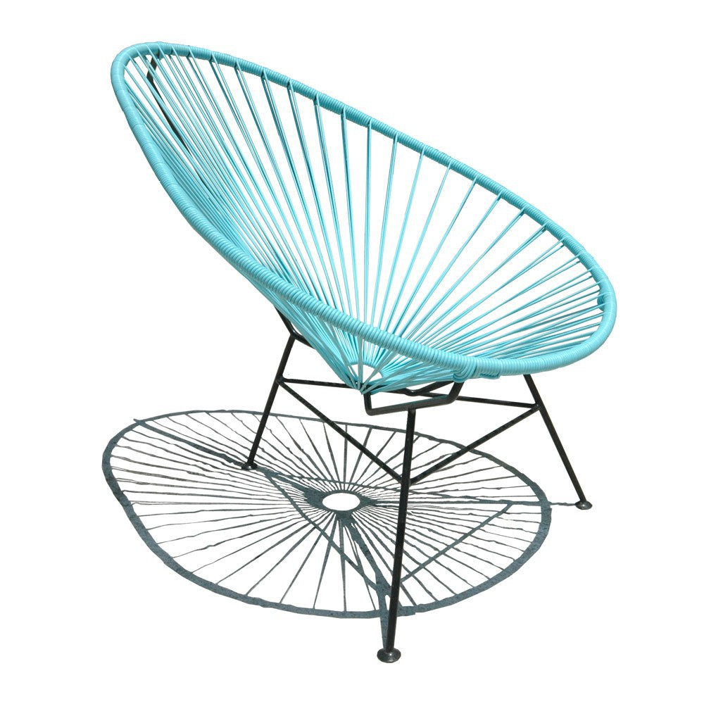 Mini Acapulco chair - Turquoise-product