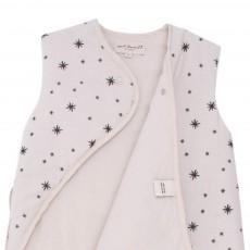 April Showers Saquito Crudo - Estrellas grises-listing