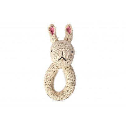 Anne-Claire Petit Rabbit rattle-product