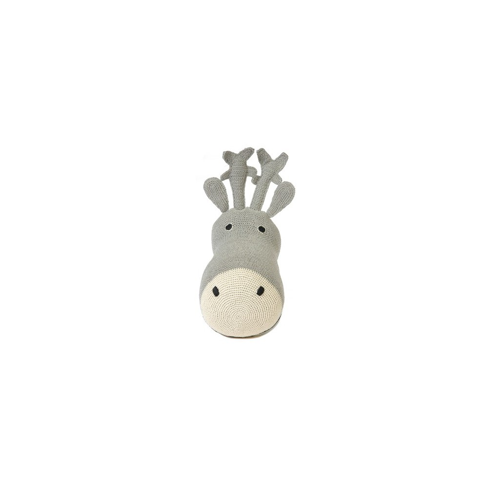 Reindeer head - grey-product