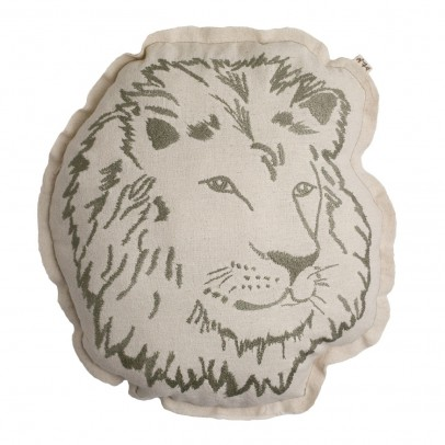 Numero 74 Lion cushion-listing