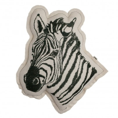 Numero 74 Zebra cushion-product