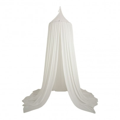 Numero 74 Bed canopy - white -listing