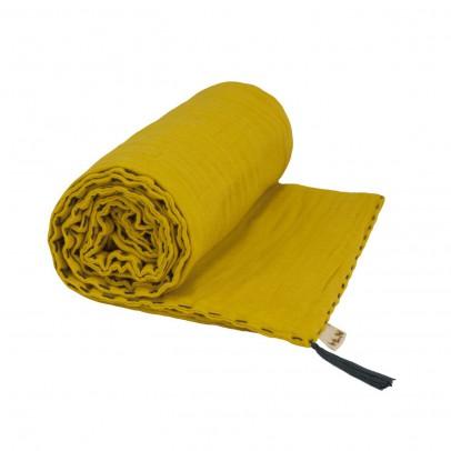 Numero 74 Sommerdecke - Gelbe Sonnenblumen-listing