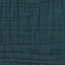 Numero 74 Colcha de invierno - Azul petróleo-product