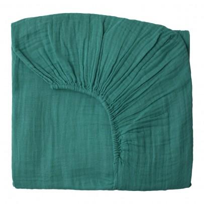 Numero 74 Drap-housse - Turquoise-listing
