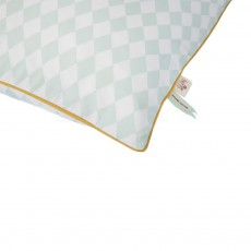 Ferm Living Harlequin bed linen set - mint green-listing