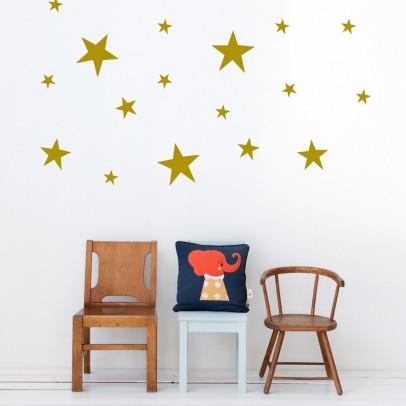 Ferm Living Sticker planche d'étoiles --listing