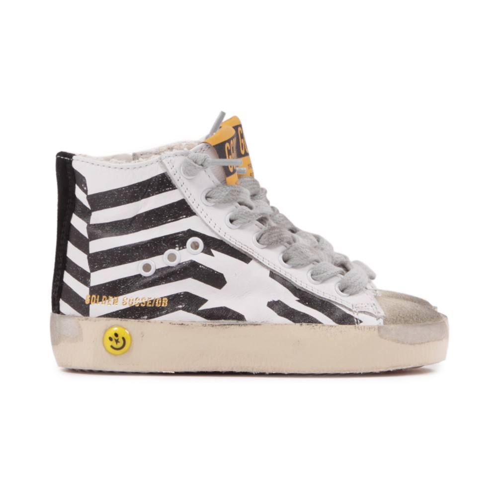 Golden Goose Francy Flag Trainers-product