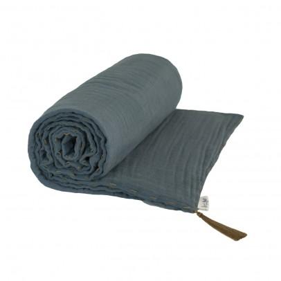 Numero 74 Sommerdecke - Blau grau-product