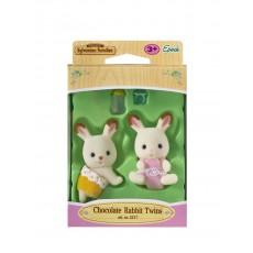 Sylvanian Bébés jumeaux lapins-listing