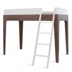 Oeuf NYC Perch Walnut bunkbed-product
