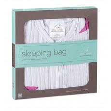 aden + anais  Light baby sleeping bag - Pink stars-listing