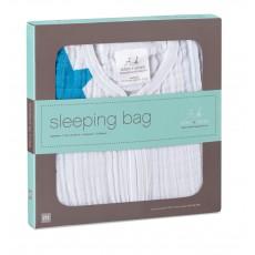 aden + anais  Light baby sleeping bag - Blue stars-listing