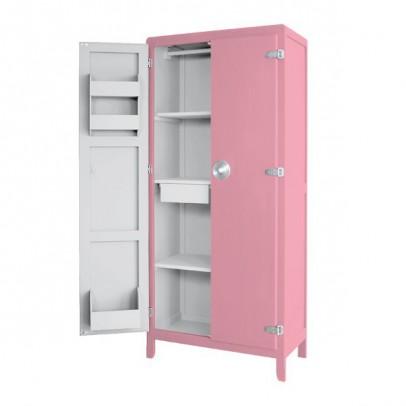 Laurette Mischief Wardrobe - Vintage Pink/Light Grey-listing