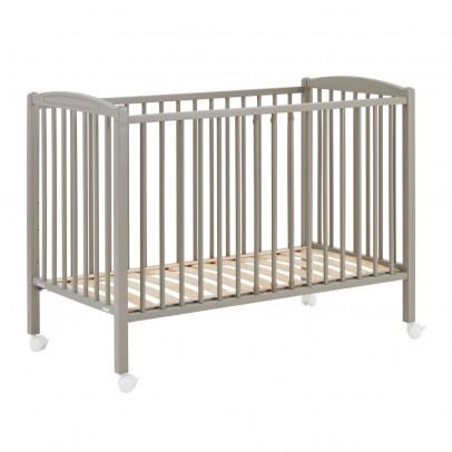 Combelle Crib 60x120 cm - Light Grey Varnish-listing