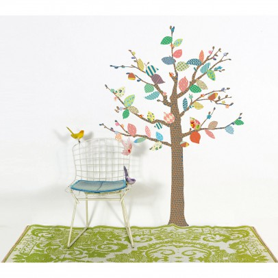 MIMI'lou Sticker Baum mit Muster-listing