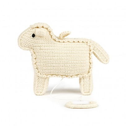 Anne-Claire Petit Lamb music box-product