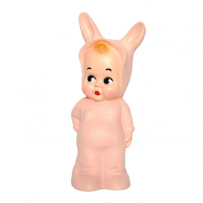 Lapin and Me Lampe Baby Lapin -  Rose pâle-listing