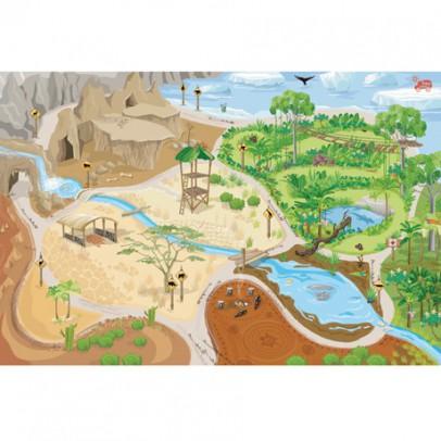 Le Toy Van Tapis de jeu Safari-listing