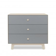 Oeuf NYC Commode 3 tiroirs Merlin base Sparrow Bouleau-product