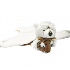 Ratatam Déguisement peau de bêtes Ours polaire-listing