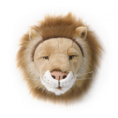 Wild & Soft Bibib Lion trophy soft toy-listing
