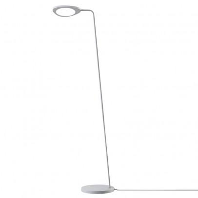 Muuto Stehlampe- Leaf- Grau-listing