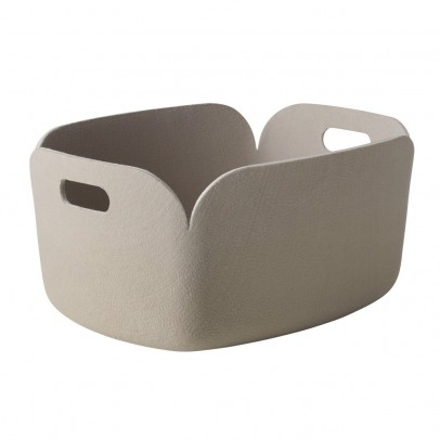 Muuto Storage Basket - Natural-listing