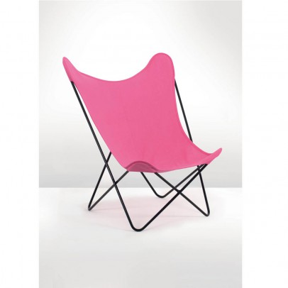 Laurette Chaise Papillon - Bubble Gum-listing