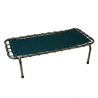Numero 74 Child's camp bed - Petrol Blue-listing