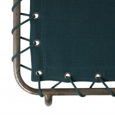 Numero 74 Child's camp bed - Petrol Blue-product