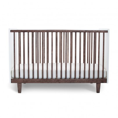 Oeuf NYC Walnut Rhea Bed-product