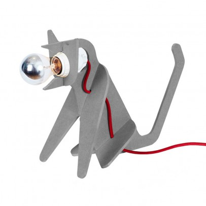 ENO Get out cat lamp - light grey-listing