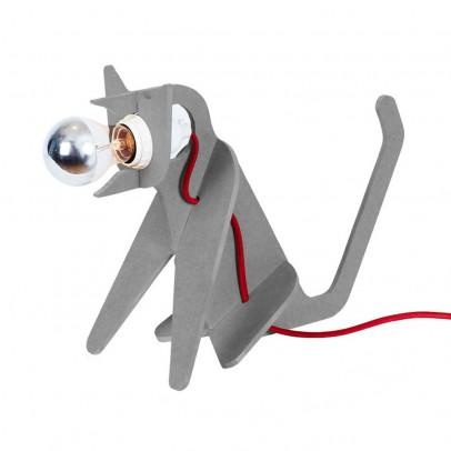 ENO Lampe Get out cat -Hellgrau-listing