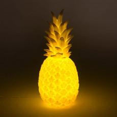 Goodnight Light Lampe ananas Jaune-listing