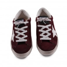 Golden Goose Superstar leather low trainers-product