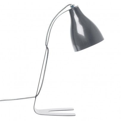 Present Time Barefoot lamp - dark grey-listing