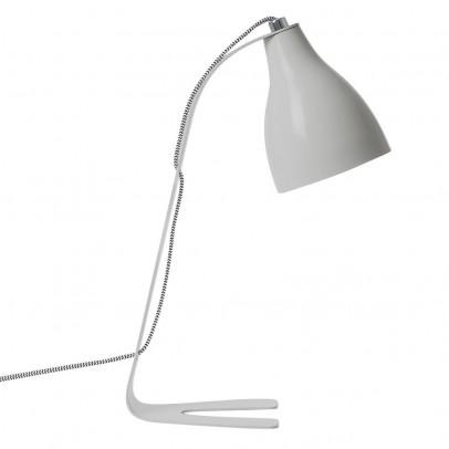 Present Time Lampada da tavolo Barefoot - grigio chiaro-listing