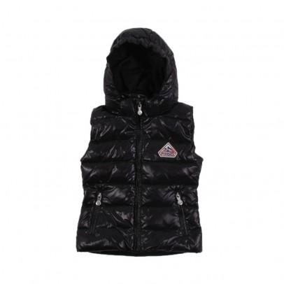 Pyrenex Shiny Spoutnic sleeveless down jacket-listing