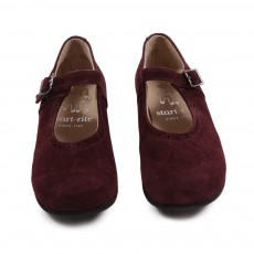 Start Rite Clare Suede Mary Jane Shoes-listing