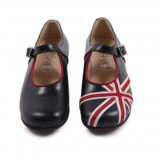 Start Rite Union Flag Mary Jane Shoes-listing