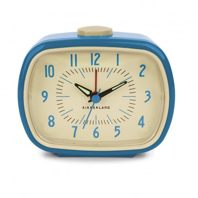 Kikkerland Retro alarm clock-listing