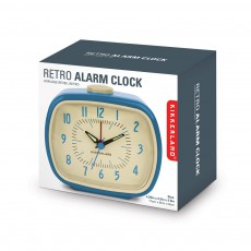 Kikkerland Retro alarm clock-product