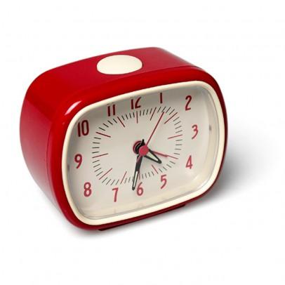 Rex Retro alarm clock - red-listing