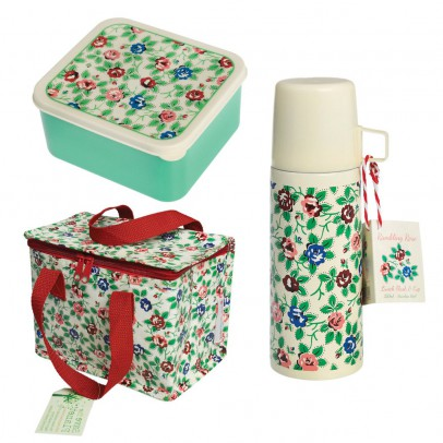 Rex Rambling Rose lunch set-product