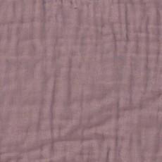 Numero 74 Bavoir rond - Vieux rose-product