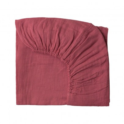 Numero 74 Fitted sheet - pink-listing